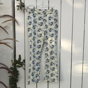 Laura Ashley - Urban Outfitters Floral Pants